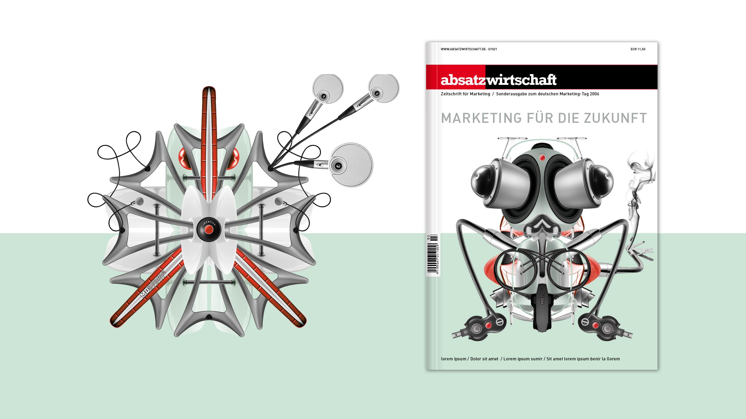 Absatzwirtschaft – Poarangan Brand Design4