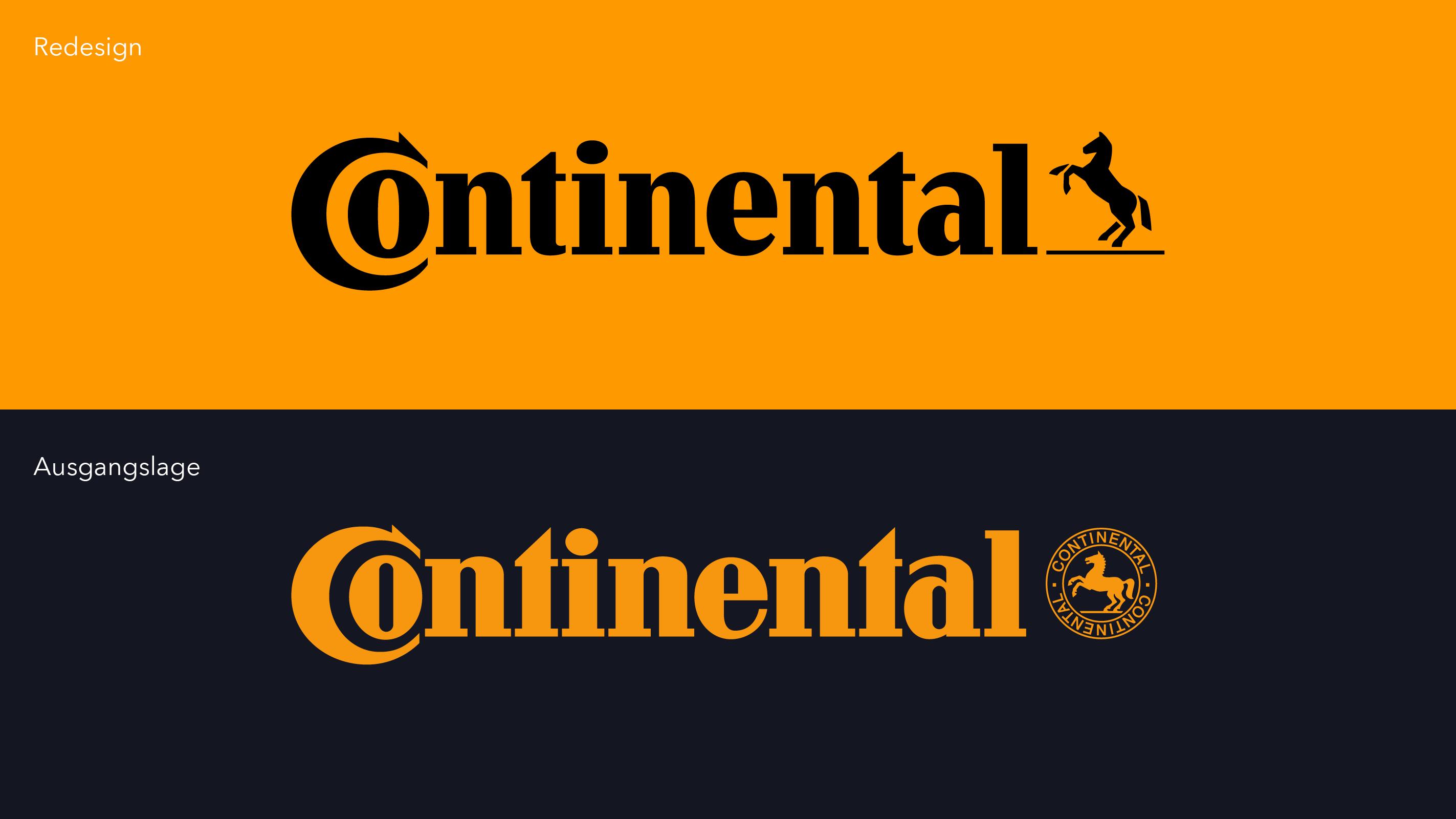 Continental Rebranding – Poarangan Brand Design