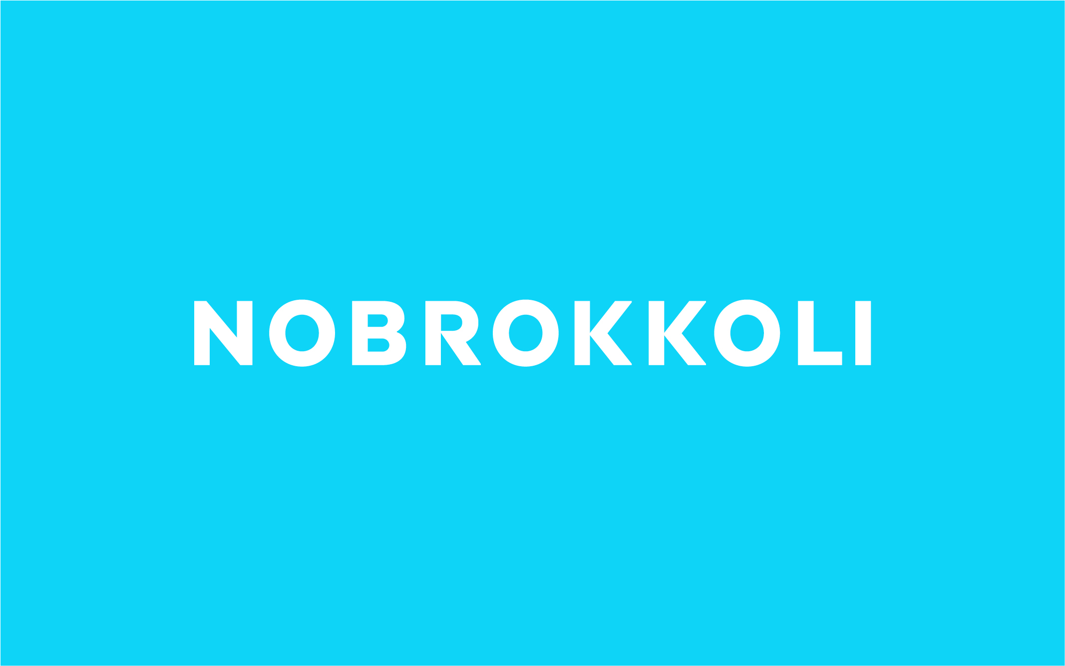 Nobrokkoli – Poarangan Brand Design !11
