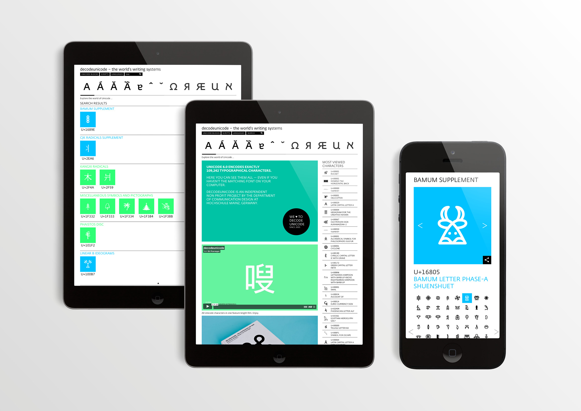 decodeunicode website – Poarangan Brand Design6