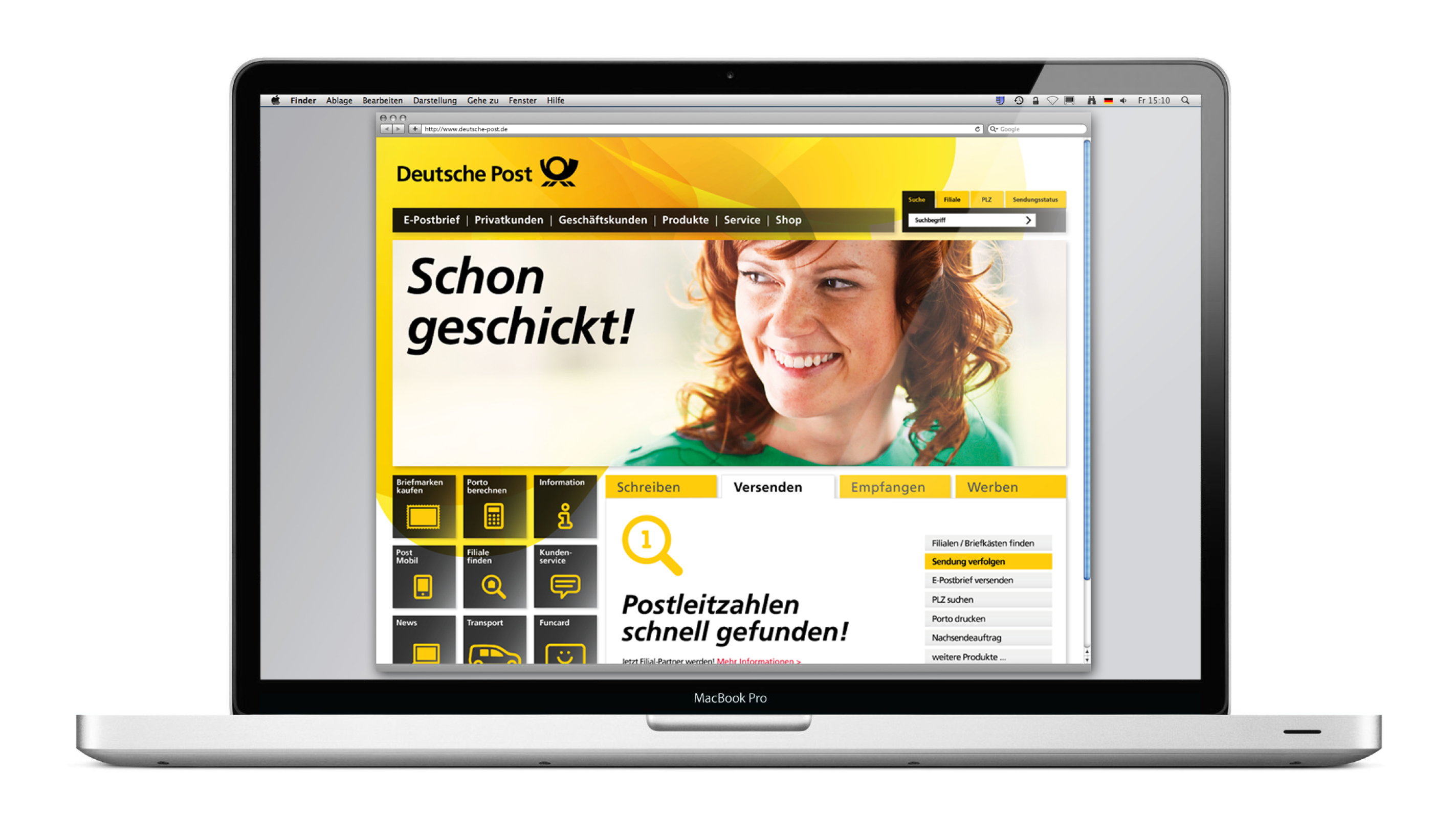Deutsche Post – Poarangan Brand Design5