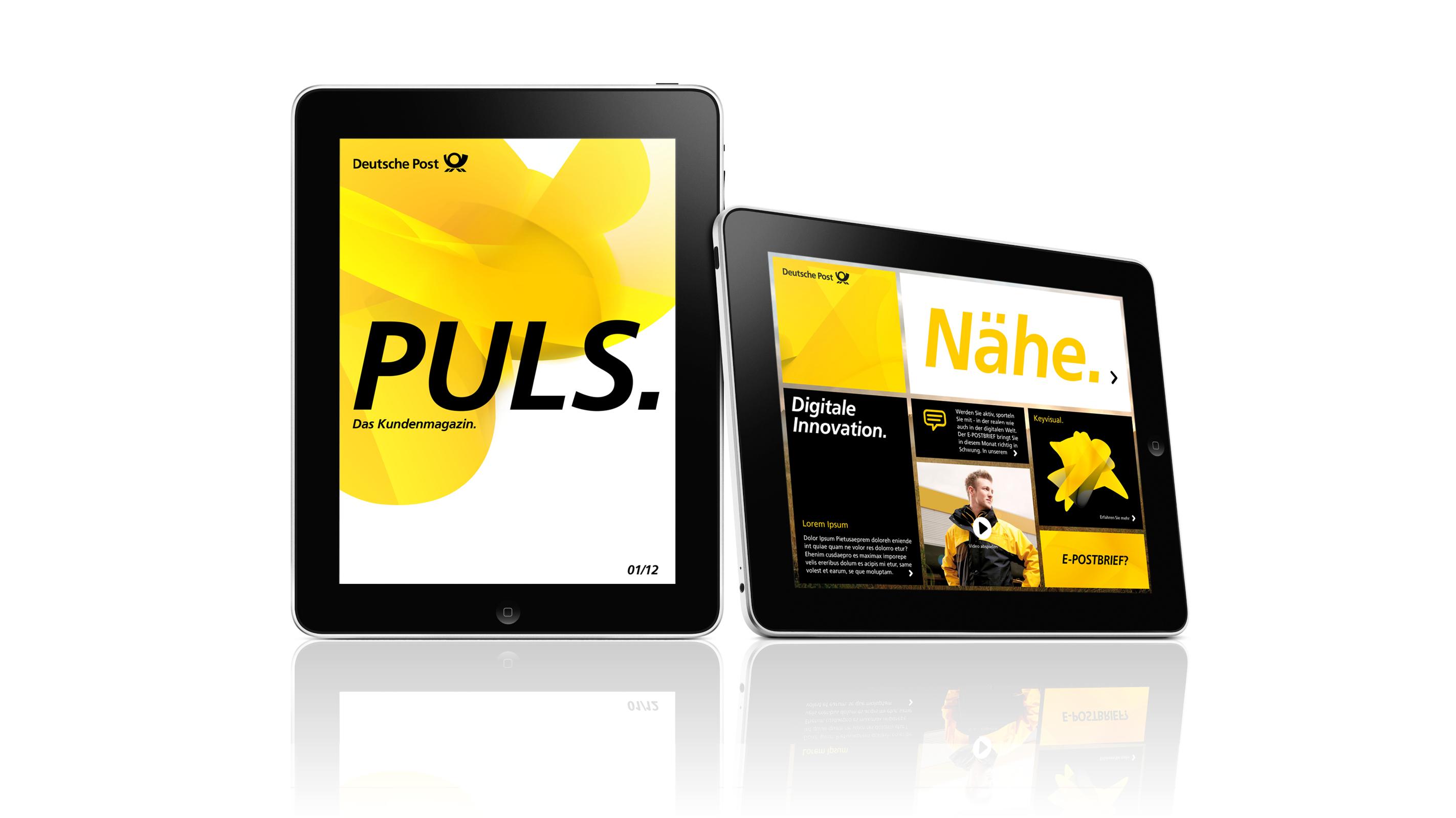 Deutsche Post – Poarangan Brand Design7
