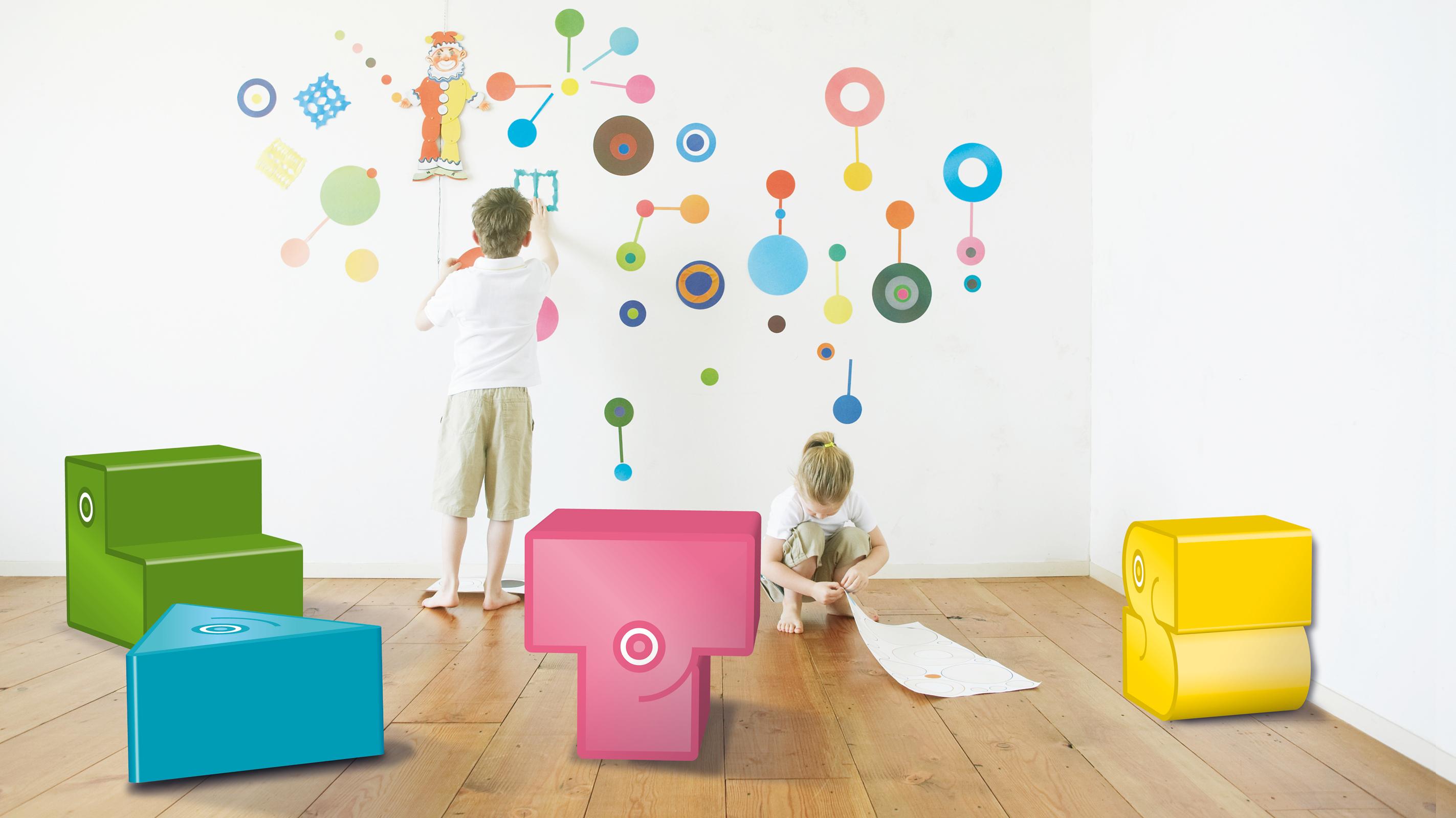 Kleinsteins Kita – Poarangan Brand Design9