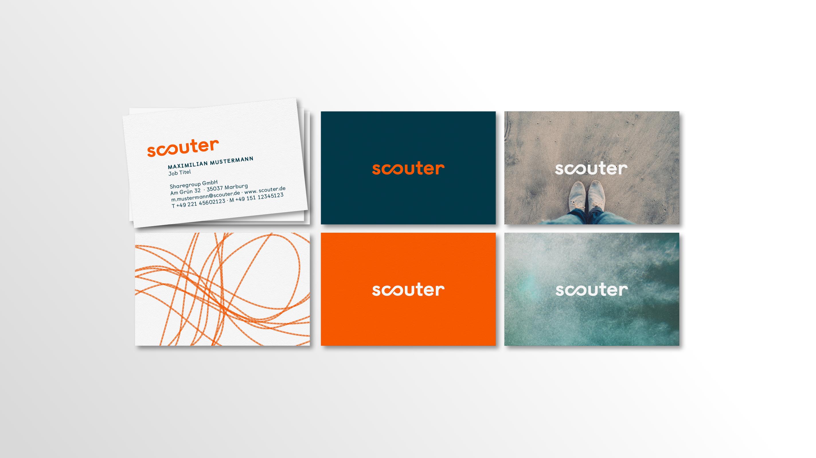 Scouter Carsharing – Poarangan Brand Design7