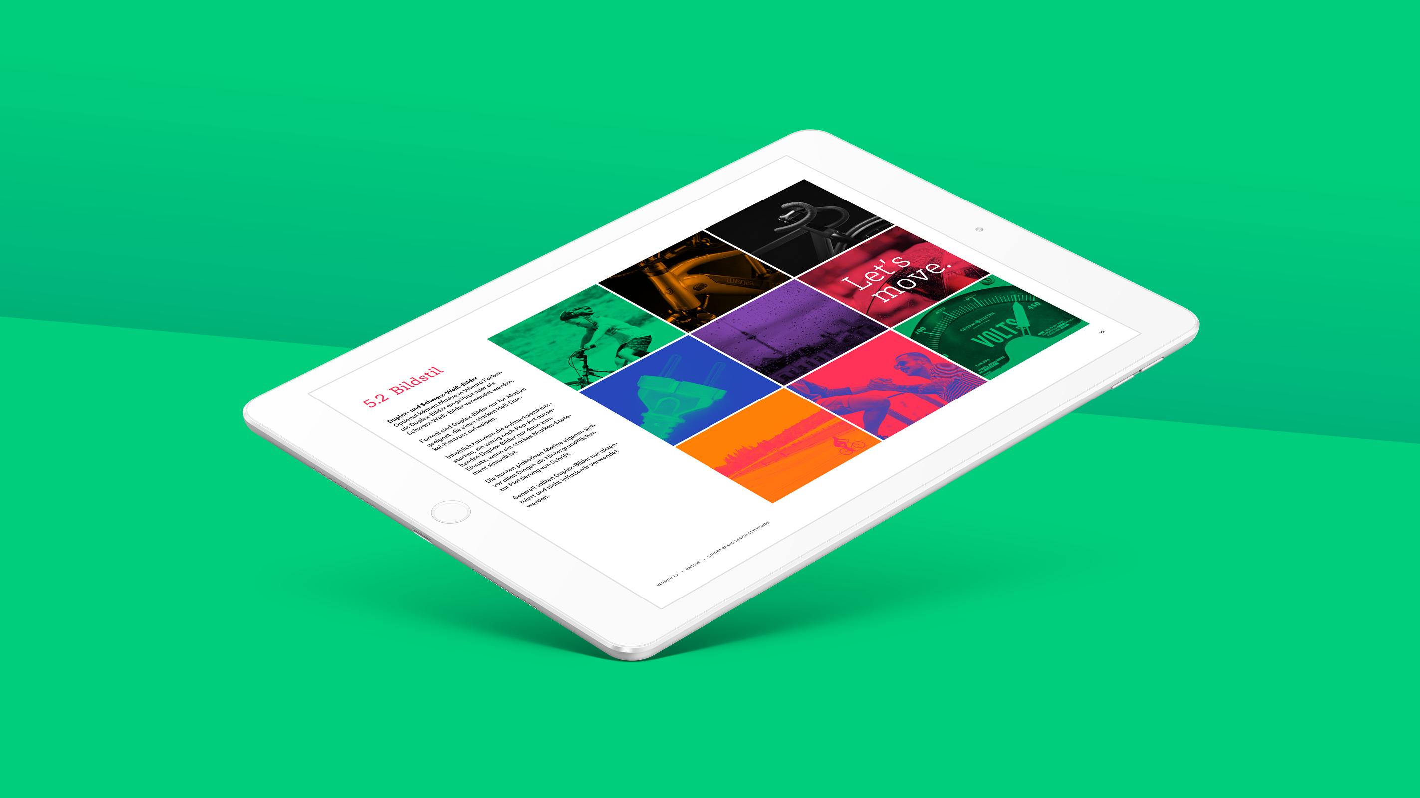 Winora – Poarangan Brand Design7