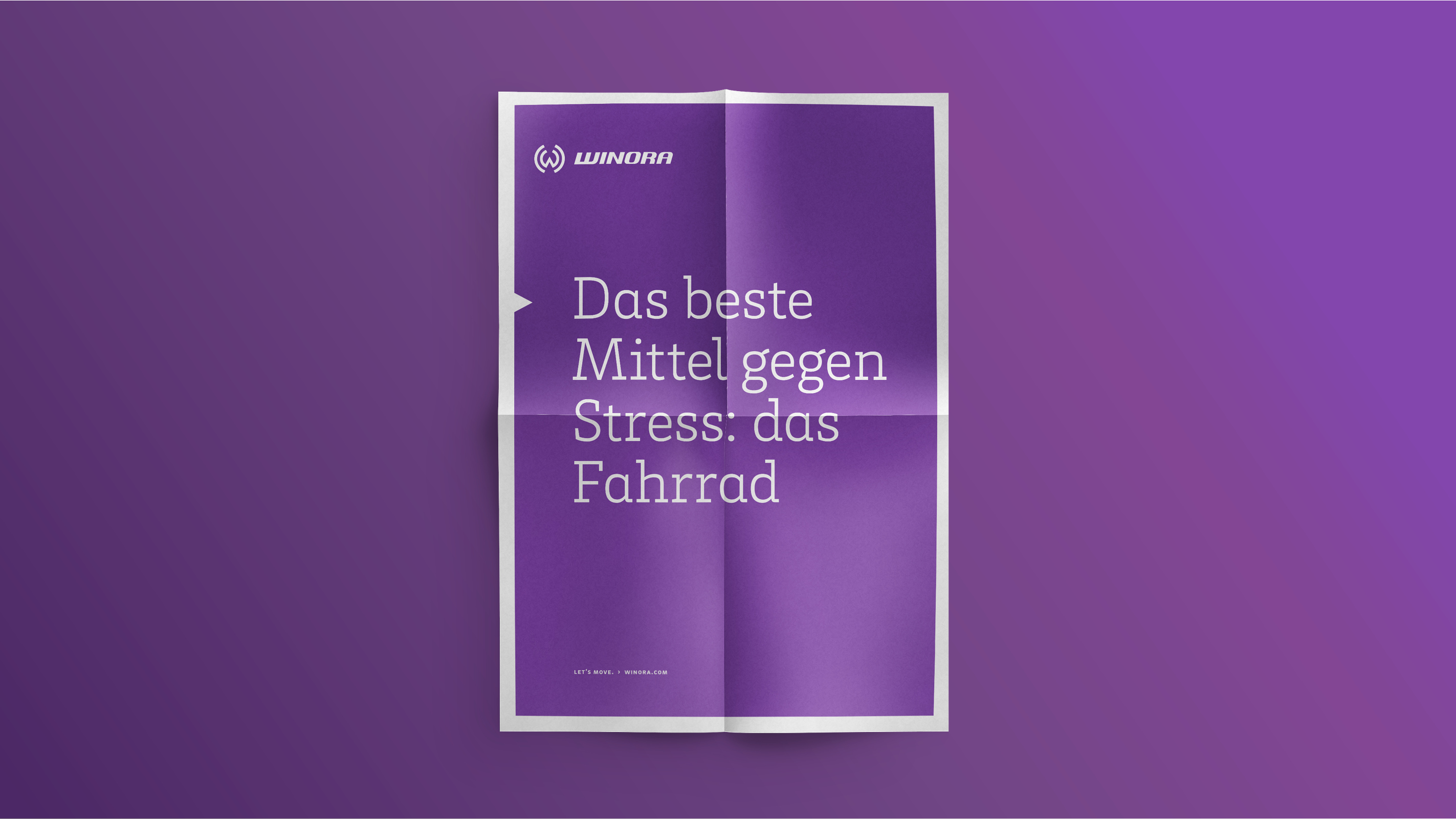 Winora Folder – Poarangan Brand Design