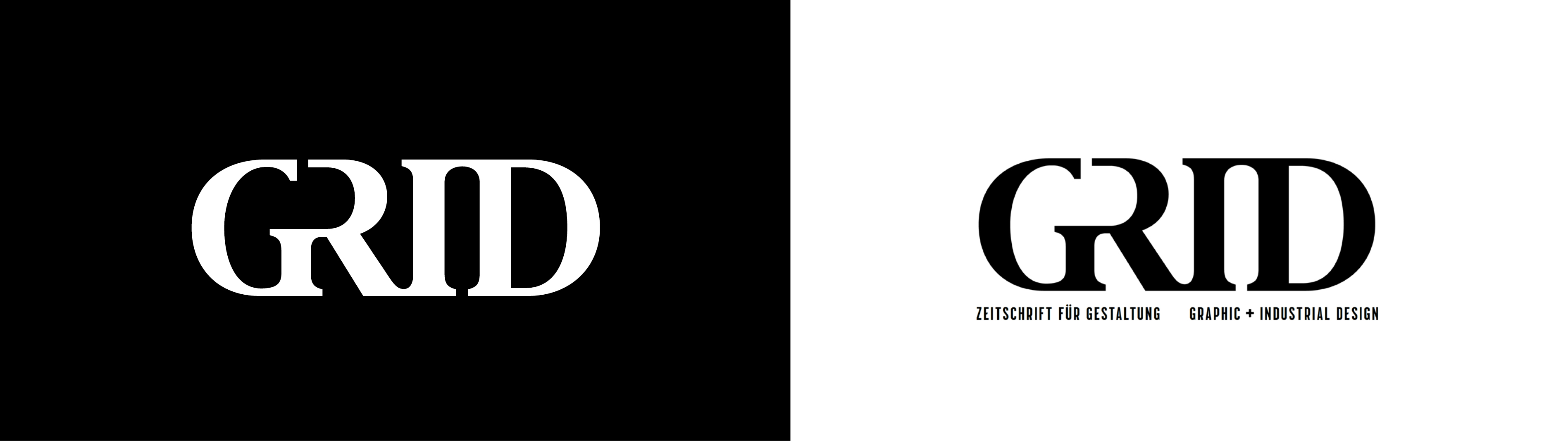Grid – Magazin – Logo – Poarangan Brand Design