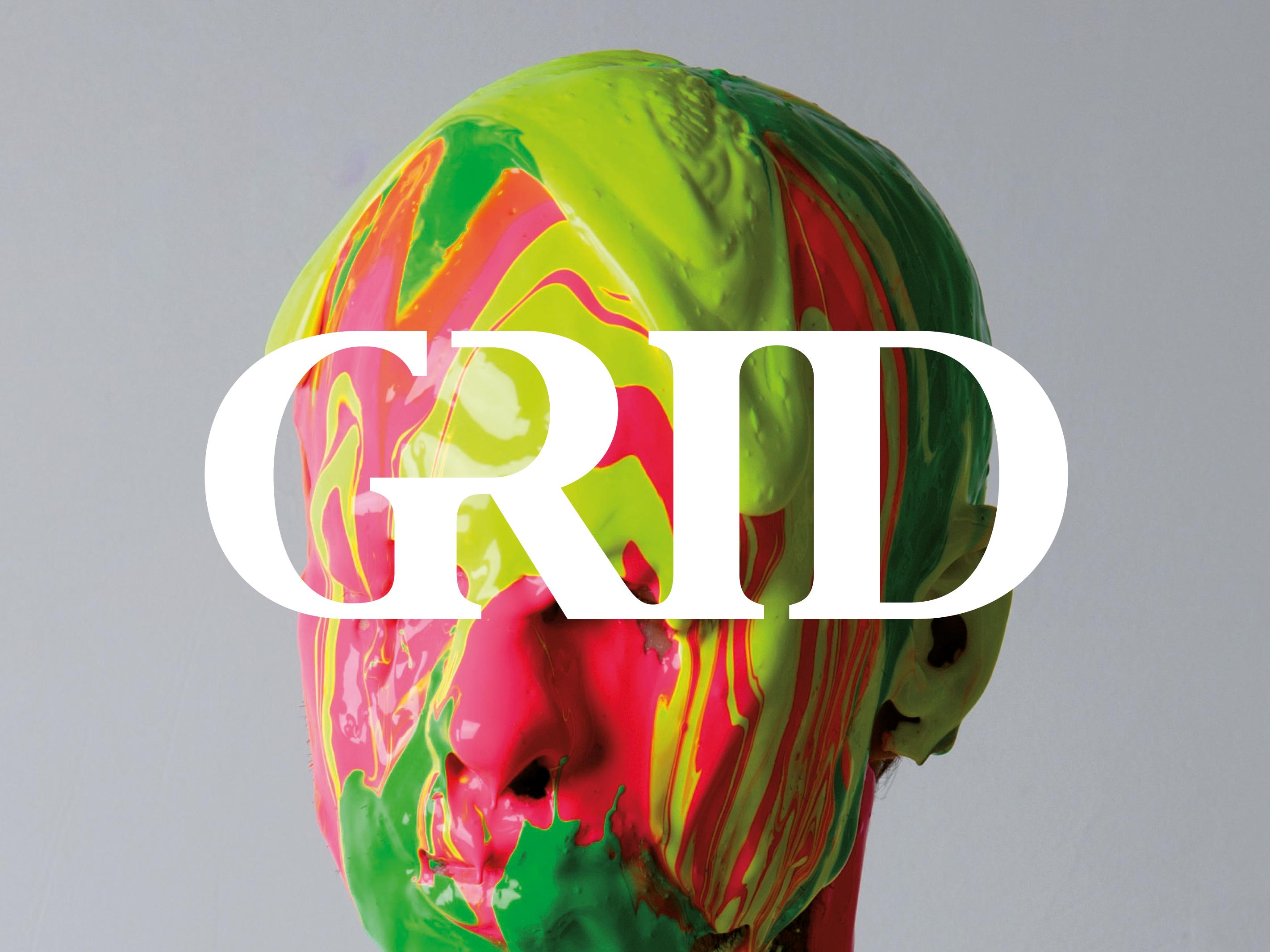 GRID – Magazin für Gestaltung