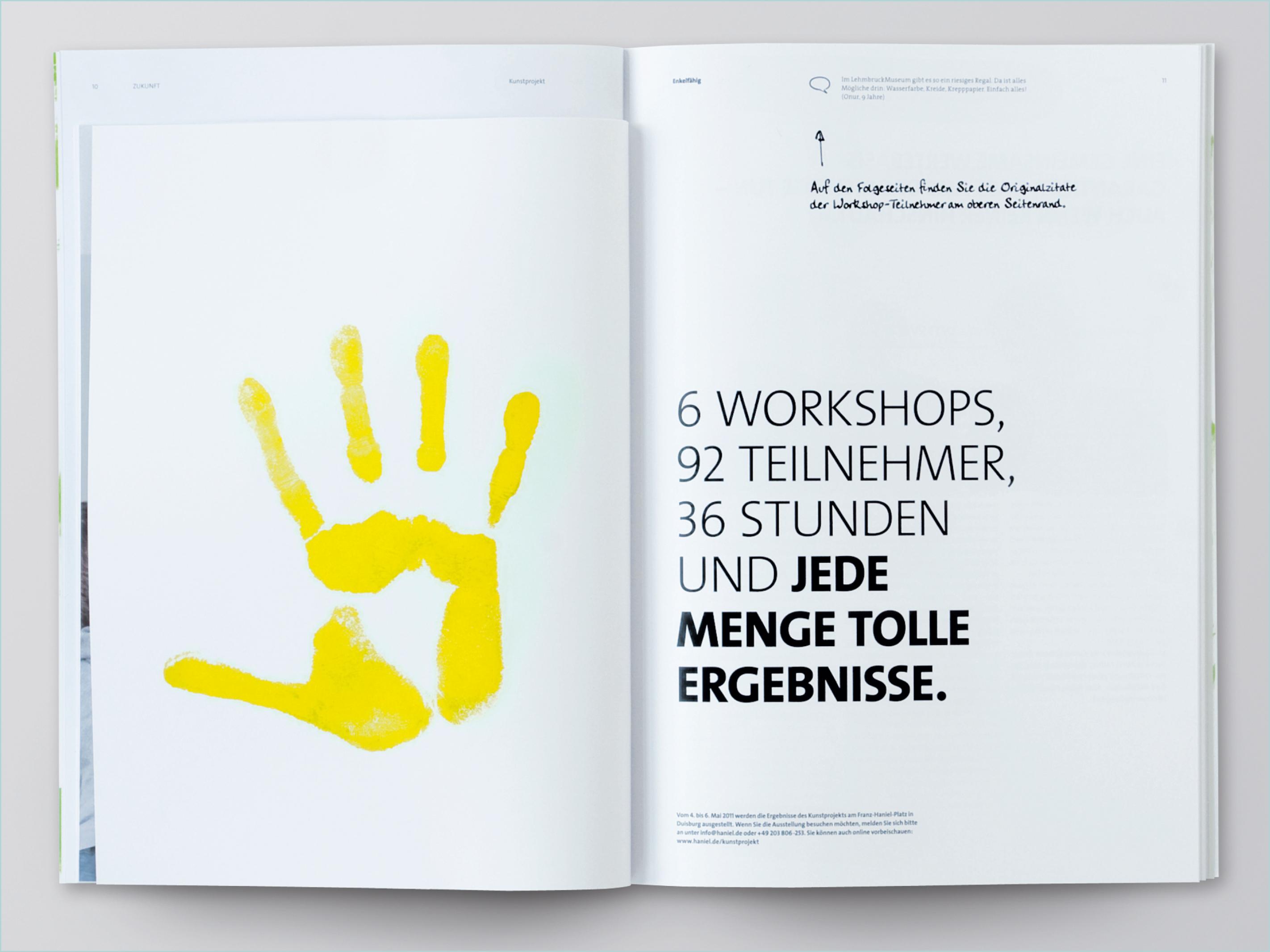 Haniel – Annual Report – Poarangan Brand Design10