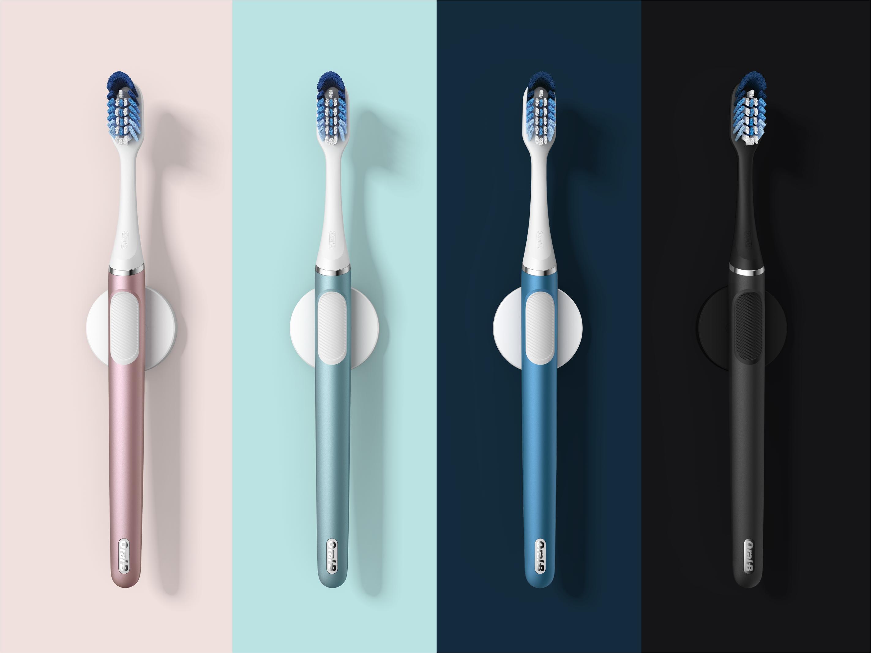 Braun – Oral-B – Poarangan Brand Design
