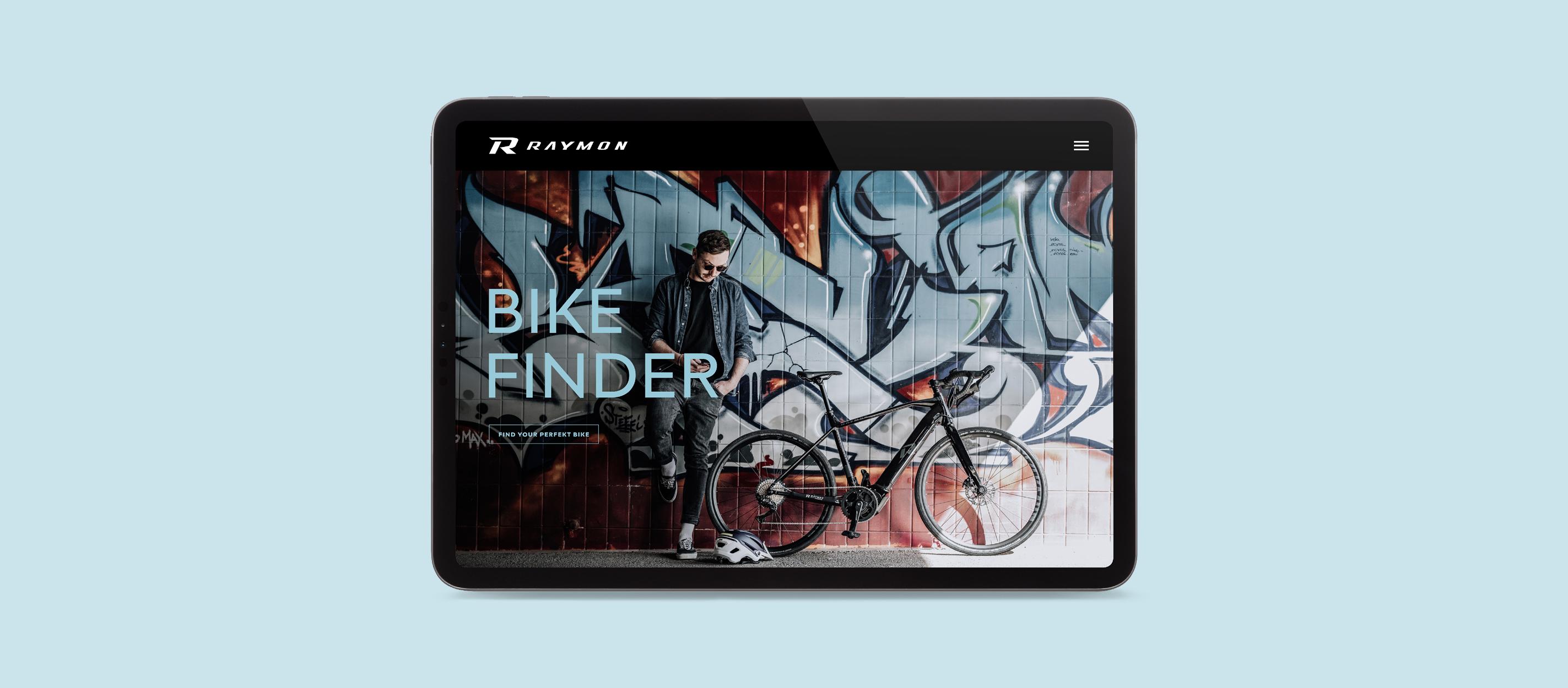 R Raymon – Poarangan Brand Design