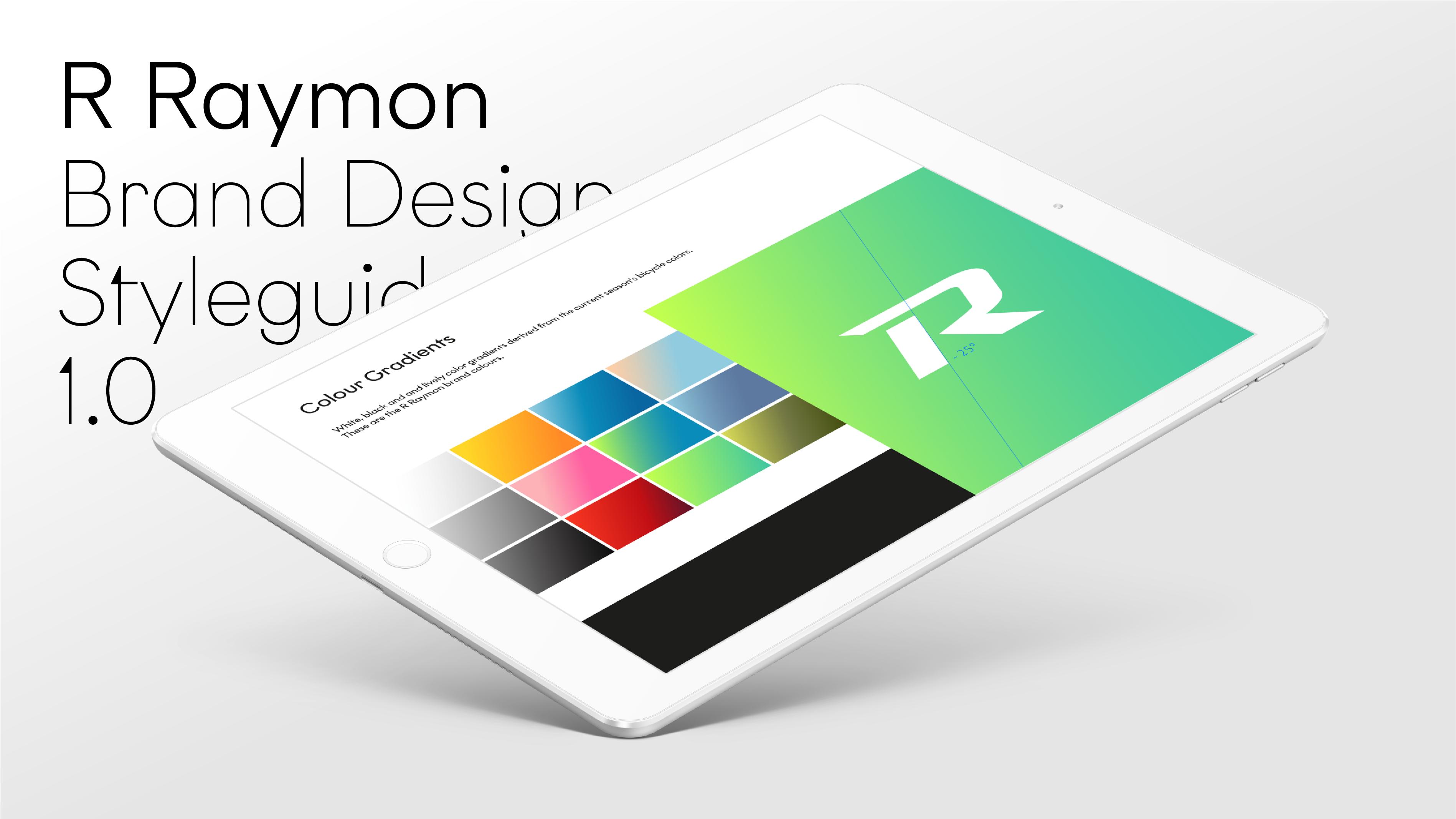 R Raymon – Styleguide – Poarangan Brand Design22